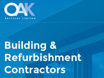 Oak Services Ltd : Website & SEO Content