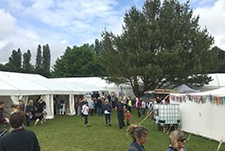 Contemporary Craft Festival, Bovey Tracey