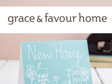 Website & SEO Content : Grace & Favour Home