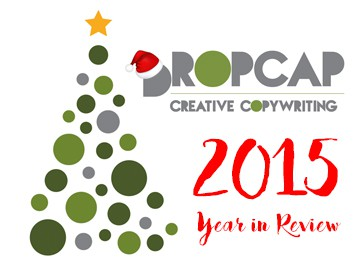 Over The Wall We Go ~ The DropCapCopy First Year In Review