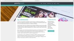 DropCapCopy Website Content PP SSL
