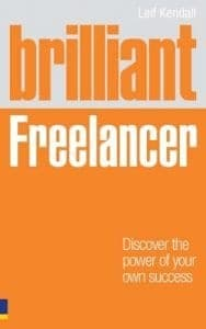 Front cover of Brilliant Freelancer