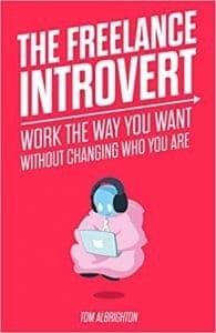 Freelance Introvert front cover
