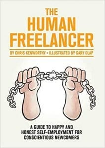 Front cover of The Human Freelancer