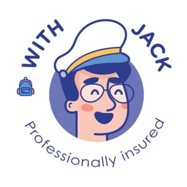 With Jack insurance logo